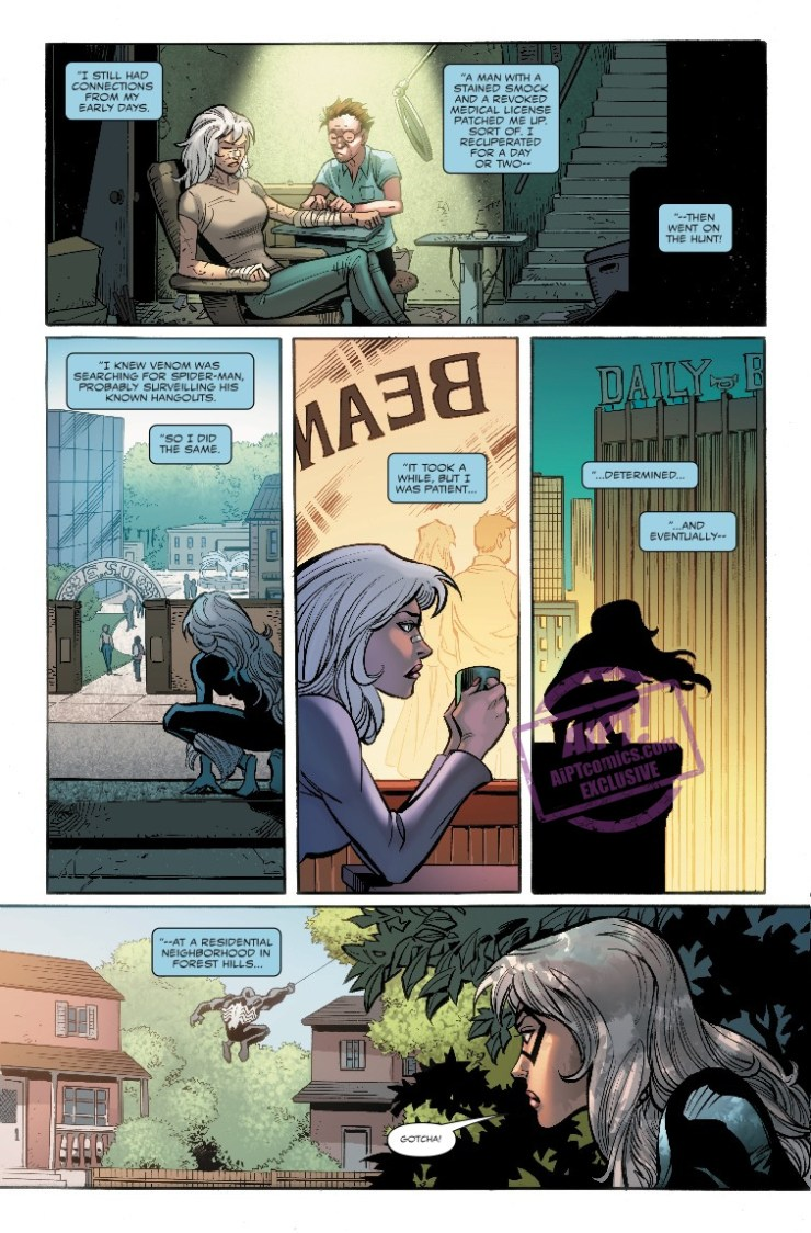 [EXCLUSIVE] Marvel Preview: Venom Annual #1