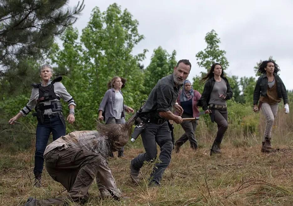 The Walking Dead Season 9, Episode 2 'The Bridge' Review
