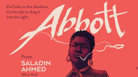 Hugo Award-nominated novelist Saladin Ahmed (Black Bolt) and artist Sami Kivelä (Beautiful Canvas) present one woman's search for the truth that destroyed her family.