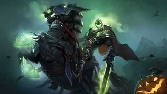Blizzard invites you to celebrate Hallow's End with a selection of spooky deck lists tailored for Hearthstone Halloween play.
