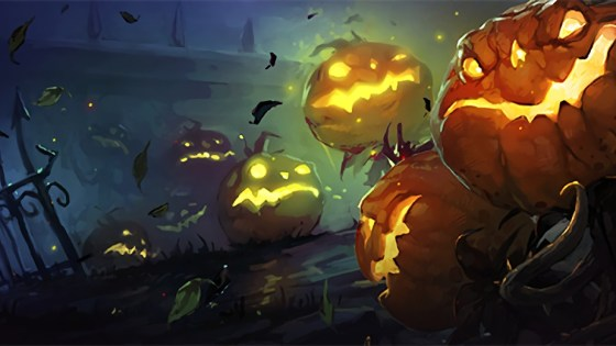 The return of Hallow's End (and the Headless Horseman) and a new keyword in the latest Hearthstone patch update.