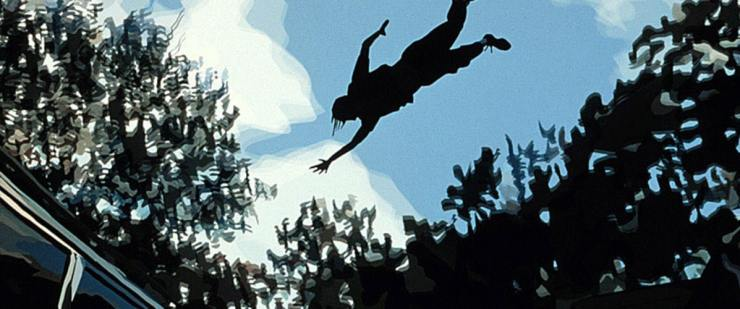 Waking Life Review: A visual experience like no other