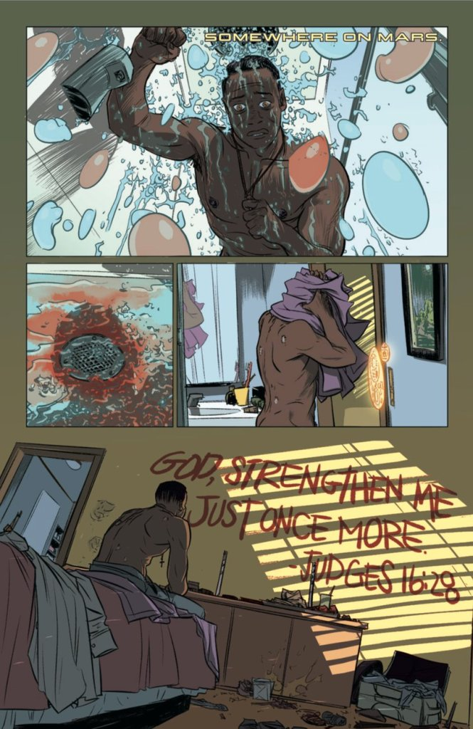 The Weatherman #5 Review