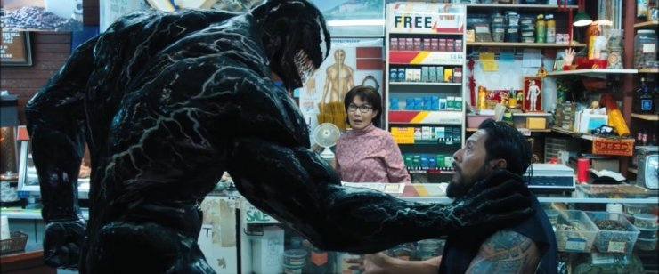Venom (Tom Hardy) is set to return to the big screen once more.