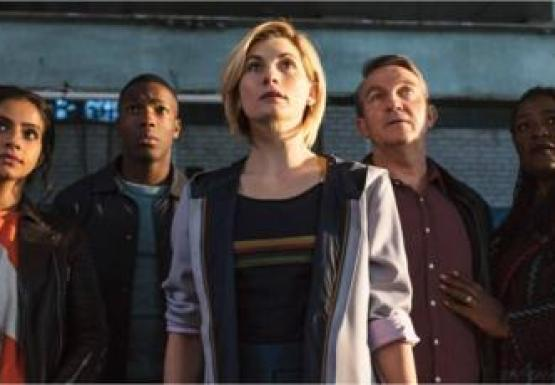 Jodie Whitaker scores big ratings in Doctor Who debut!