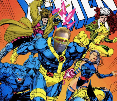 The X-Men-Weezer connection: Does it go deeper than 'In The Garage'?