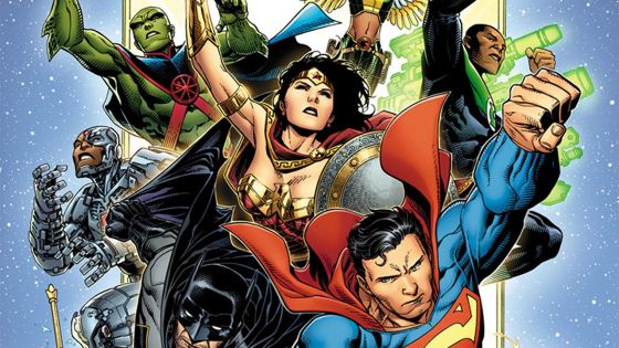 Justice League Vol. 1: The Totality Review