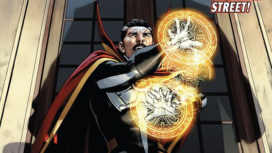 Marvel Preview: Doctor Strange #9