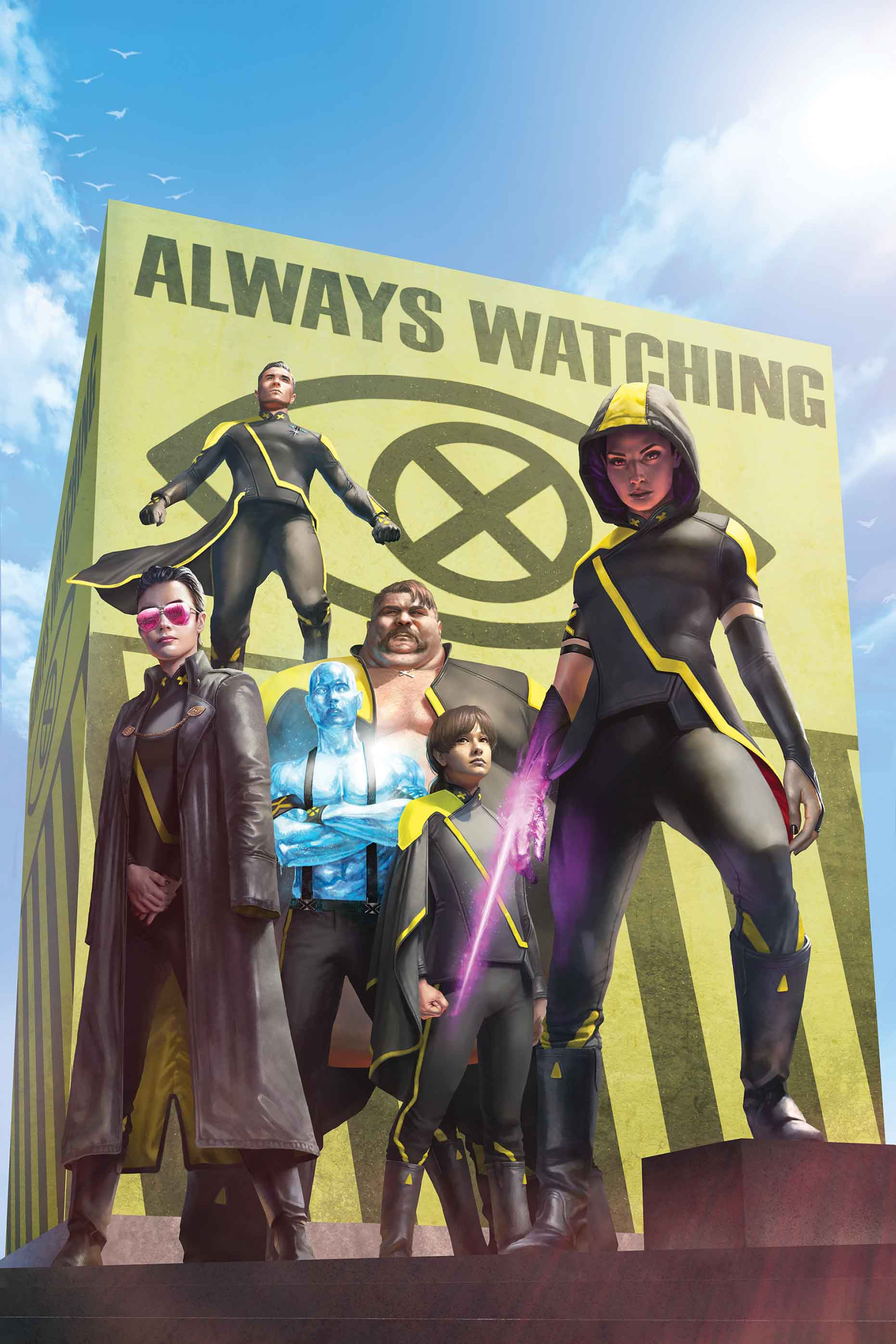 X-Tremists #1 Review
