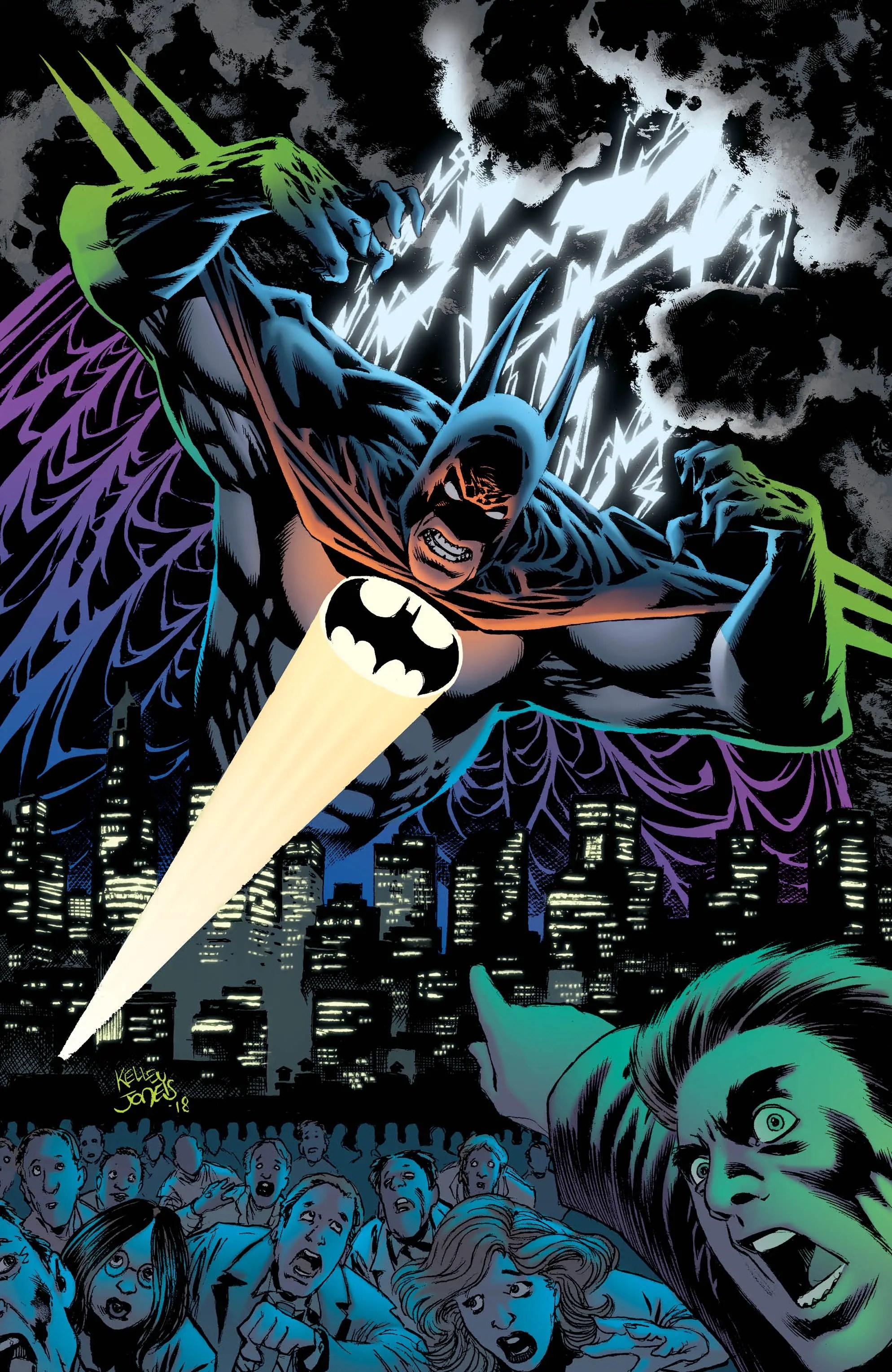 Batman: Kings of Fear #4 Review
