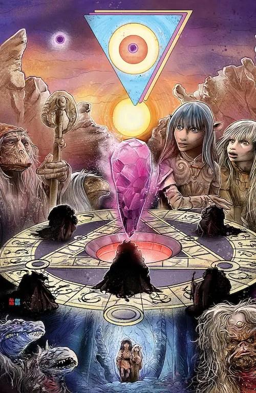 Jim Henson's Beneath The Dark Crystal #4 Review