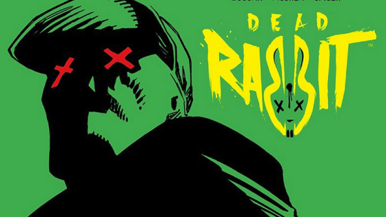 A New York City bar is taking the publisher and creators of Dead Rabbit to court.
