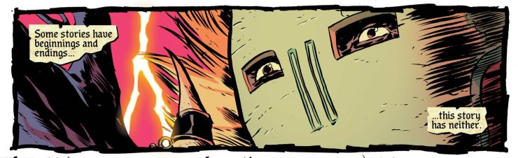 Doom Patrol #12 Review