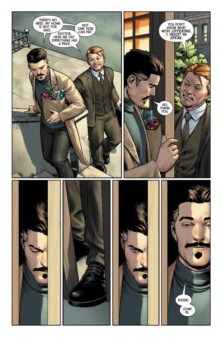 Marvel Preview: Doctor Strange #9
