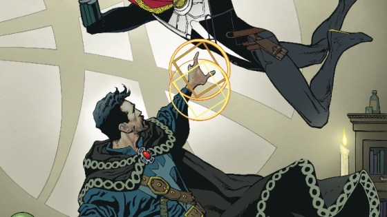 Marvel Preview: Doctor Strange #7