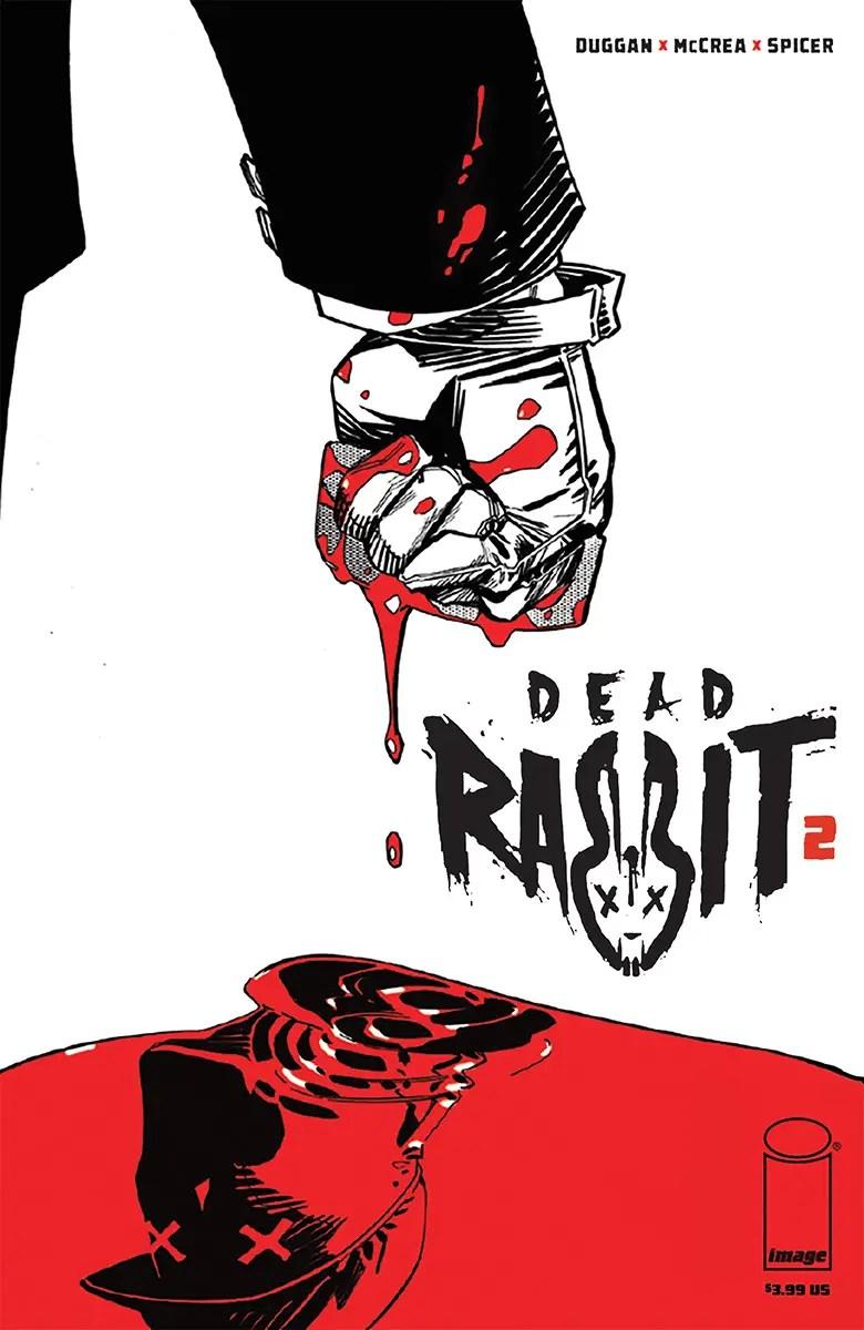 Dead Rabbit #2 Review