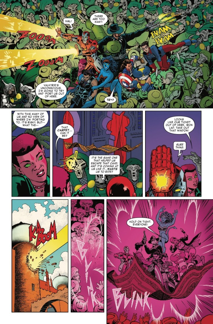 Marvel Preview: Exiles #10