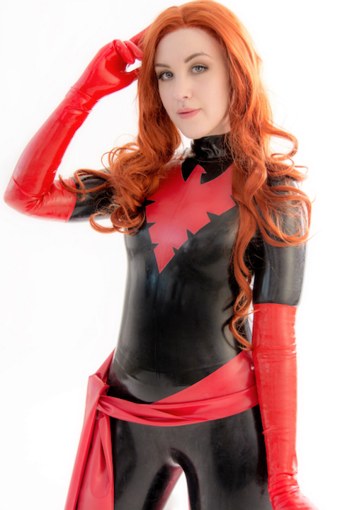 An interview with cosplayer - and canonical X-Men character - Katrina Fox