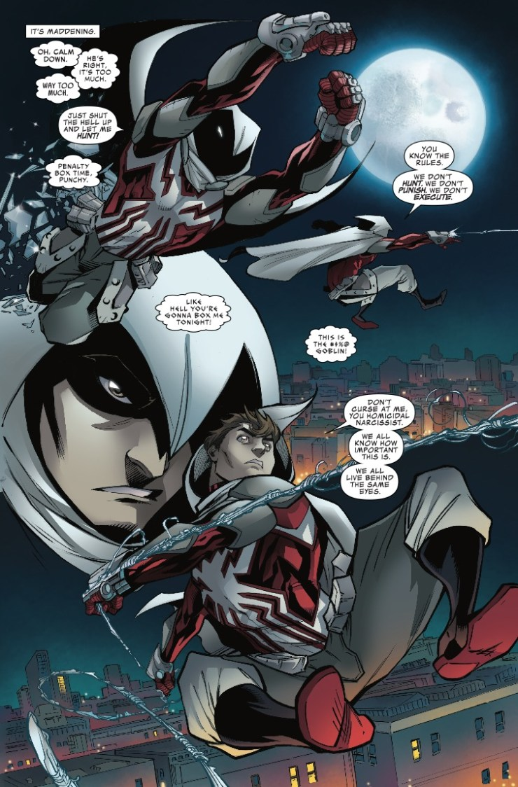 Marvel Preview: Infinity Wars: Arachknight #2