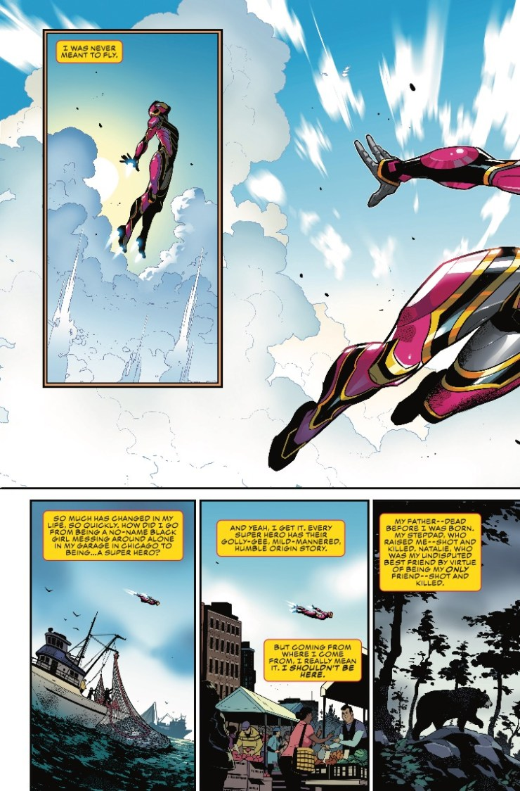 Marvel Preview: Ironheart #1