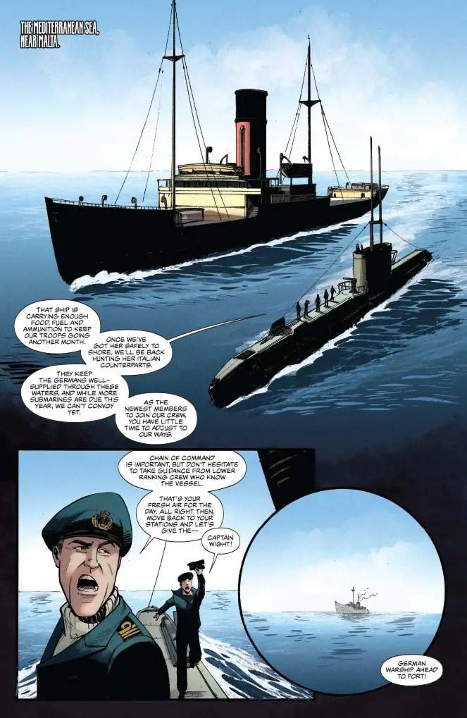James Bond Origin #3 Review