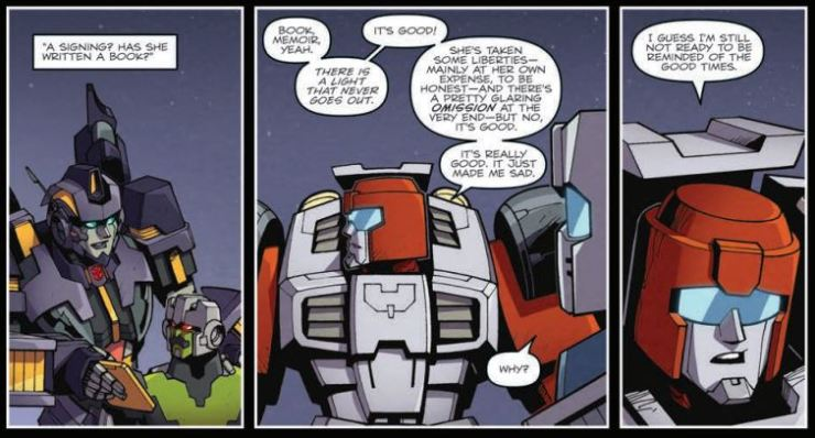 Transformers: Lost Light #25 Review