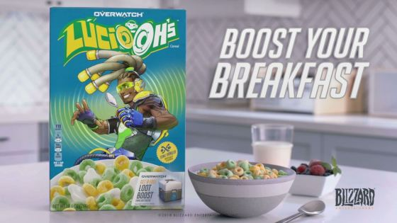 A partnership with Kellogg's brings the fan favorite DJ's cereal to fans this December.