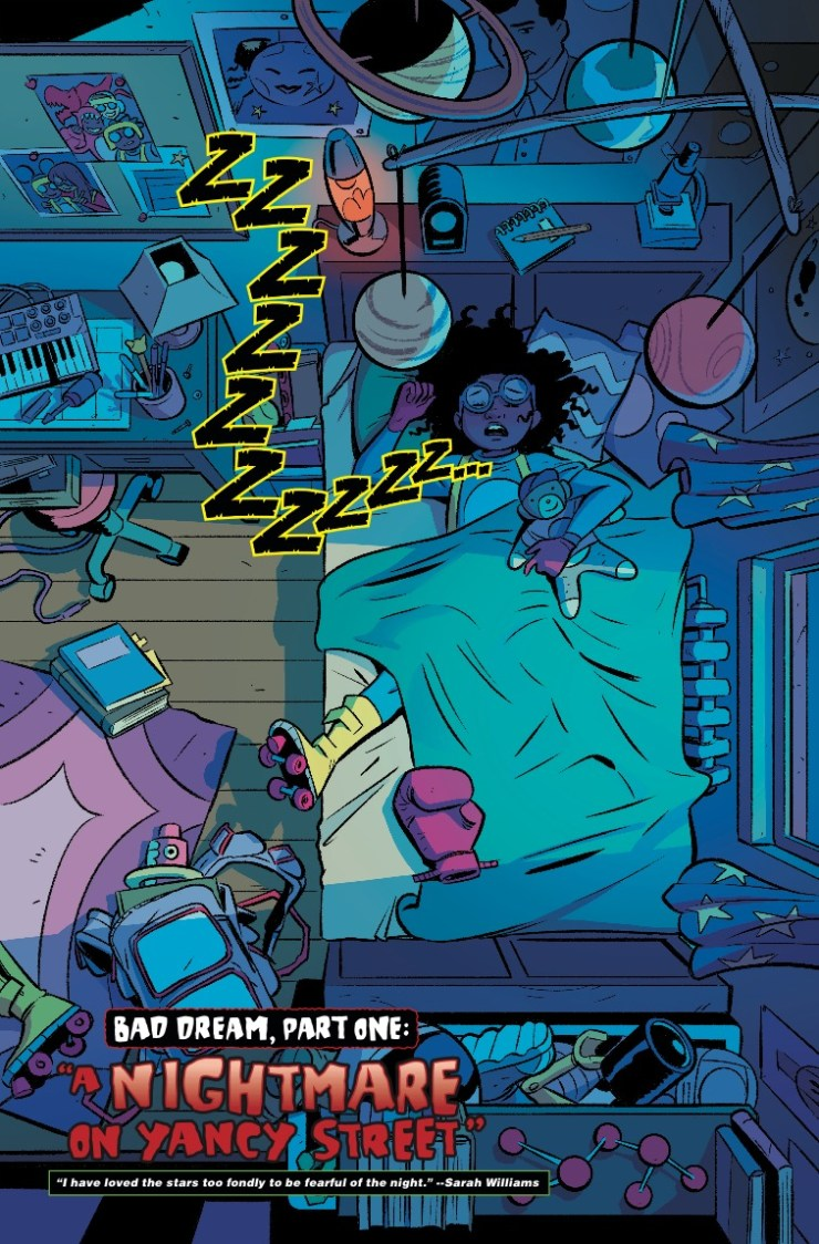 Marvel Preview: Moon Girl and Devil Dinosaur #38