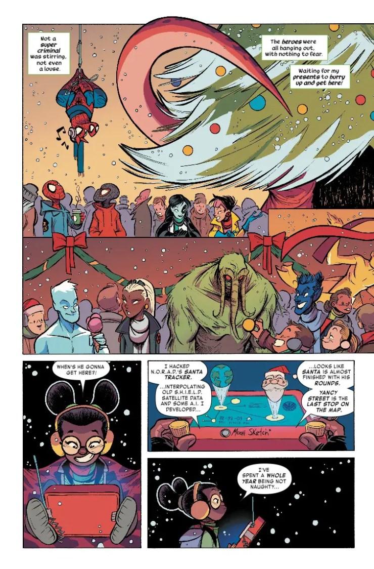 Marvel Preview: Moon Girl and Devil Dinosaur #37