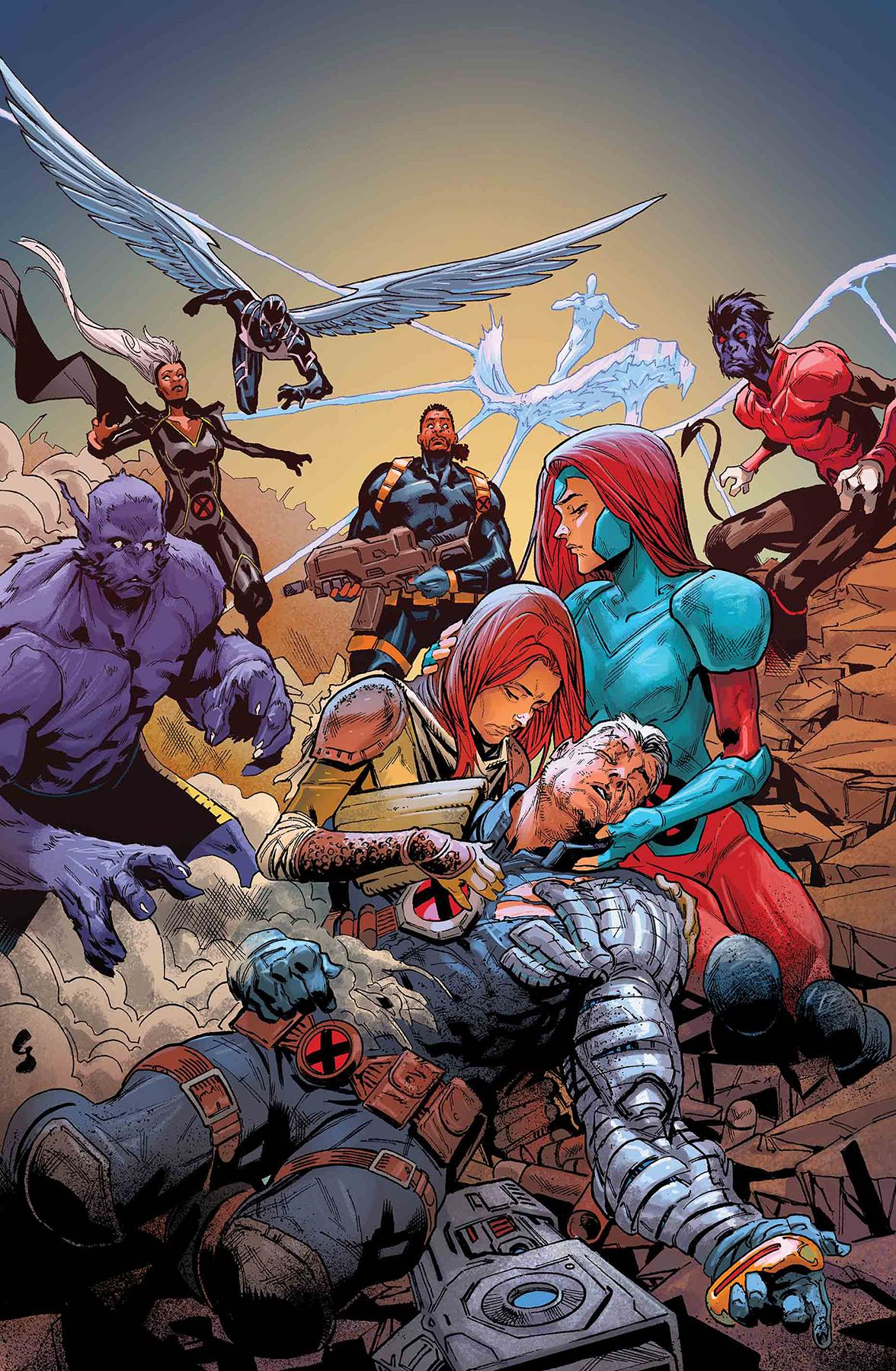 X-Men: The Exterminated #1 review