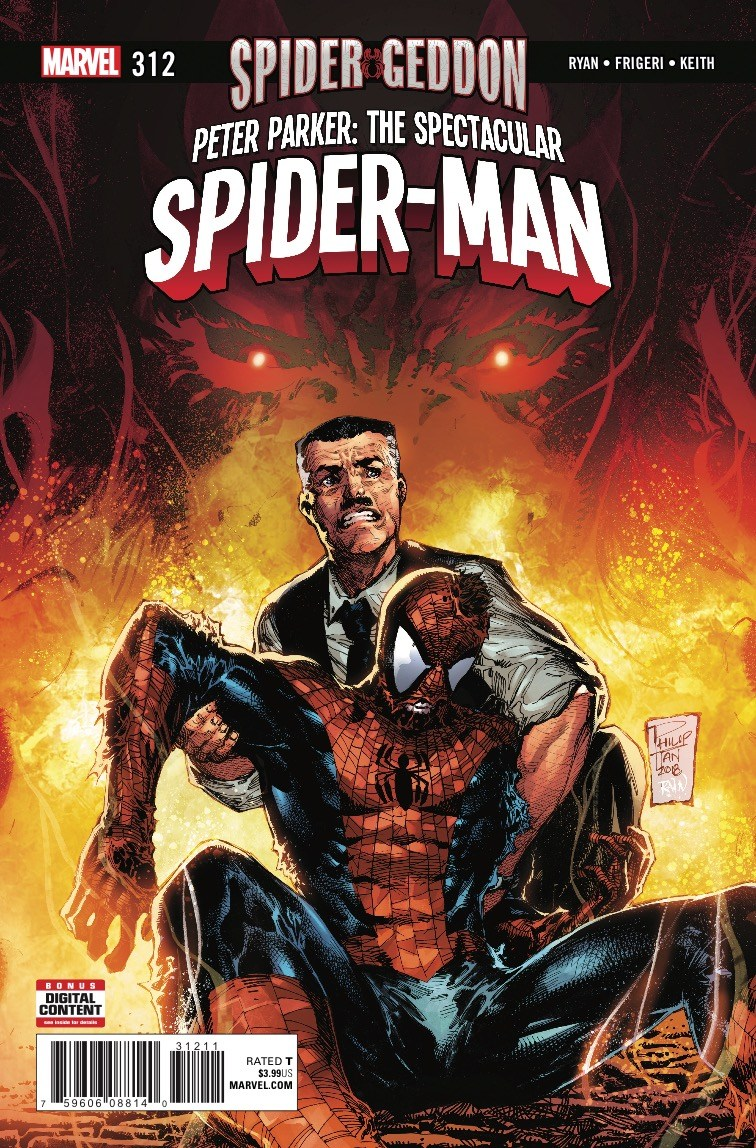 Peter Parker: The Spectacular Spider-Man #312 Review