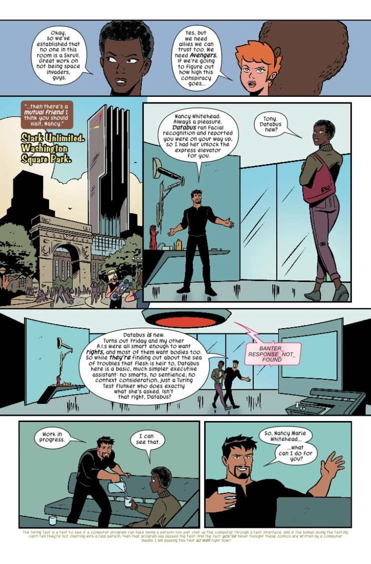 Marvel Preview: The Unbeatable Squirrel Girl #38
