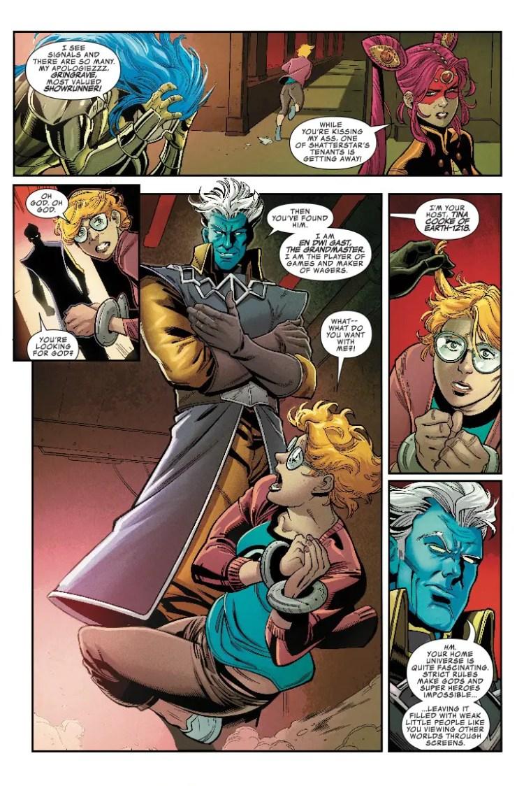 Marvel Preview: Shatterstar #3