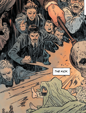 The Dreaming #3 Review