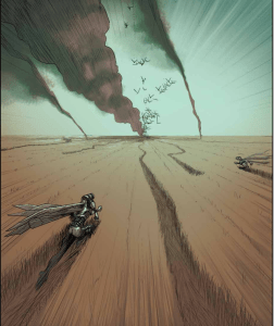 East of West #40 Review