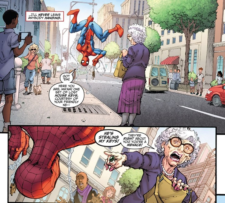 'Spidey: School's Out' Gets Spider-Man and Peter Parker Right
