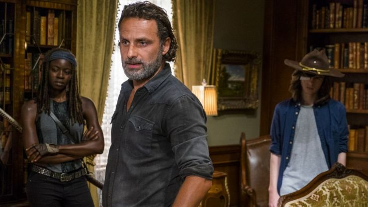 'The Walking Dead' isn't what it used to be