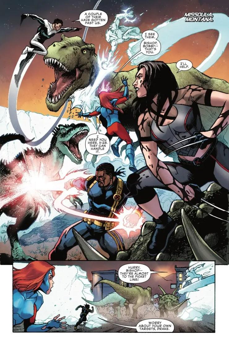 Uncanny X-Men #3 review