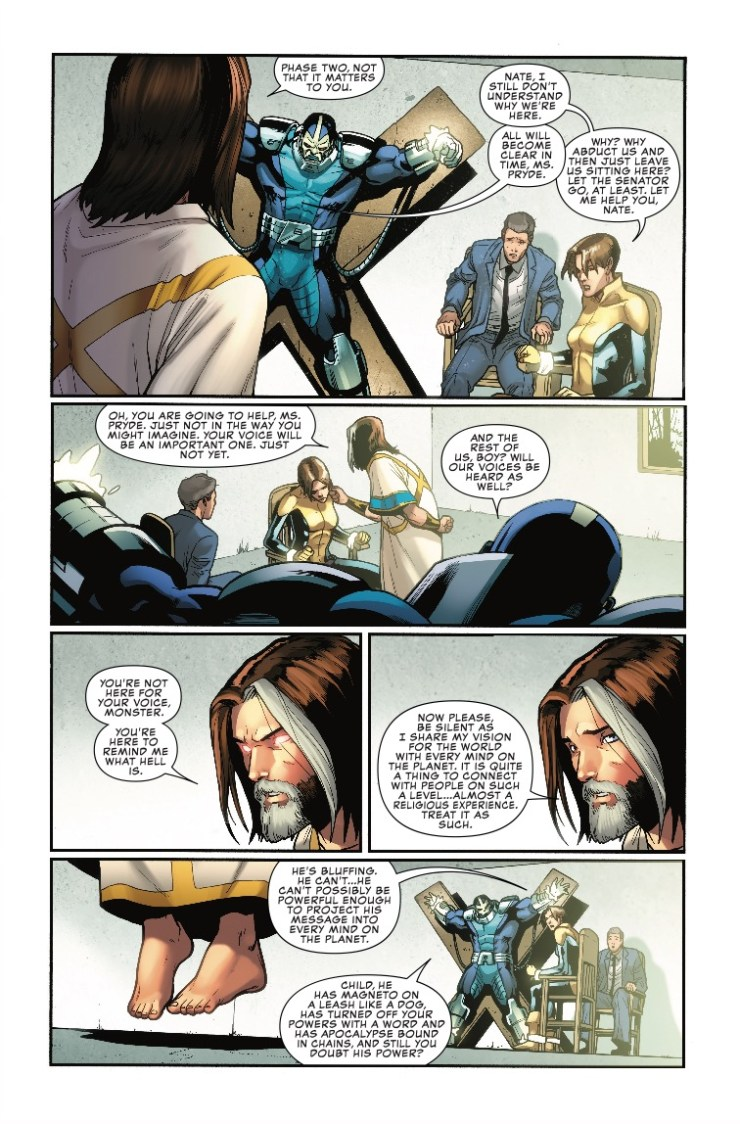 Uncanny X-Men #4 review