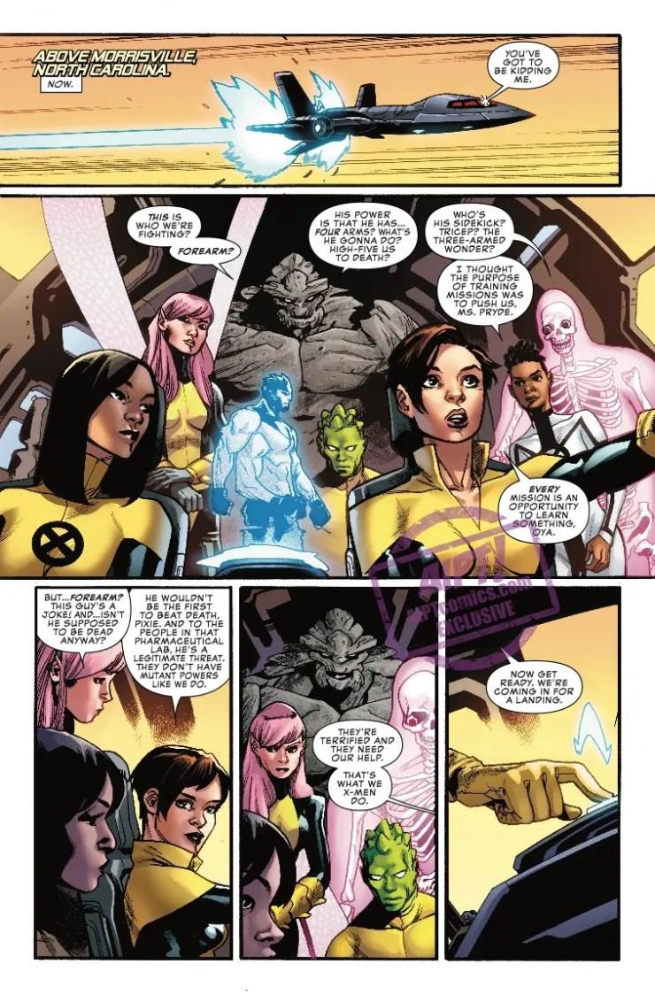 [EXCLUSIVE] Marvel Preview: Uncanny X-Men #1