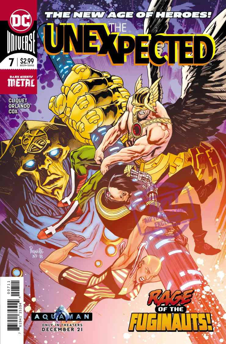 [EXCLUSIVE] DC Preview: Unexpected #7