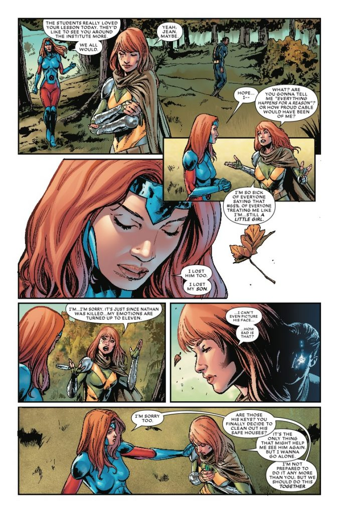 X-Men: Summers and Winter Review