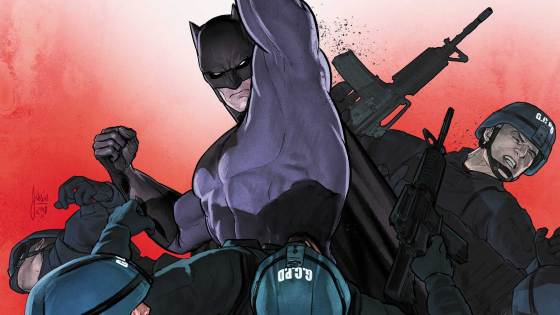 Batman #59 review: Penguin love and padded cell combat