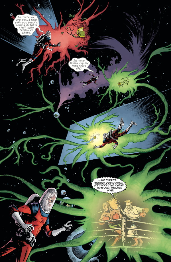 Black Hammer Library Edition Vol. 1 review: Beautiful story, fantastic art, and an absolute must read