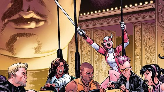 Marvel Preview: West Coast Avengers #5