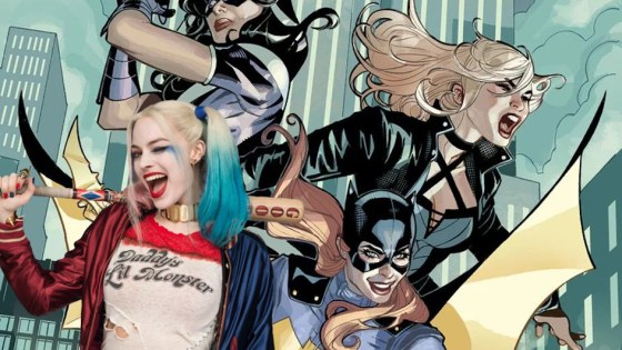 Harley Quinn gets emancipated in the newly revealed 'Birds of Prey' movie title.