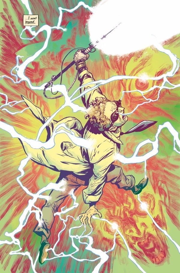 'Doctor Star & The Kingdom of Lost Tomorrows: From the World of Black Hammer' TPB review
