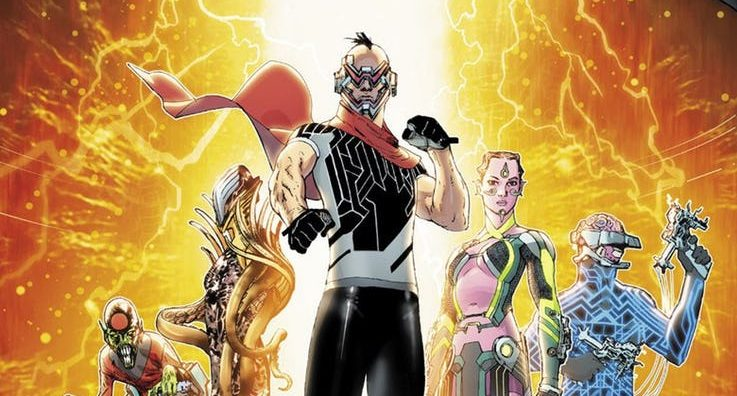 Electric Warriors #1 Review