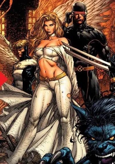 X-Men Fashion Friday: Emma Frost
