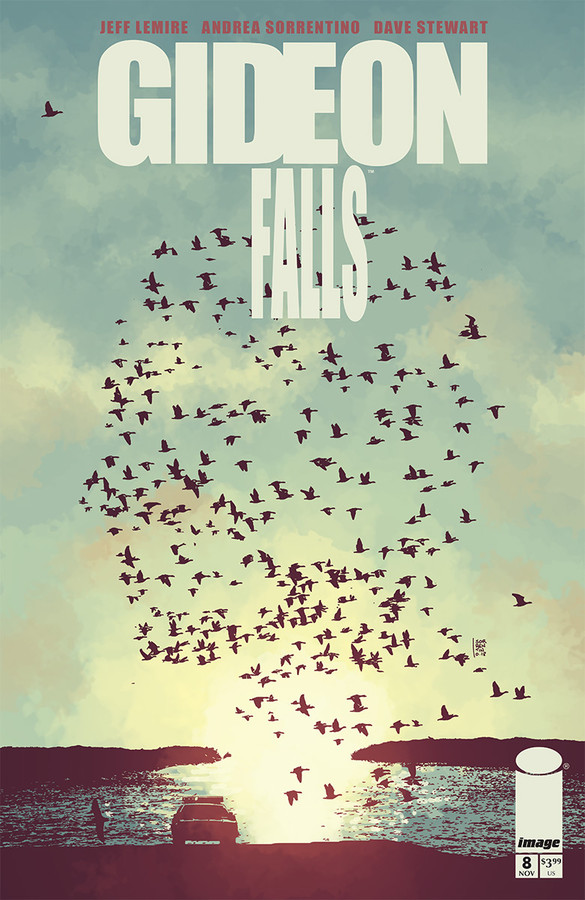 'Gideon Falls Vol. 2: Original Sins' review: Sophomore slump?